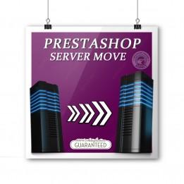 Mueva su sitio de Prestashop a otro servidor