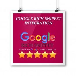 Intégration de Google Rich Snippet
