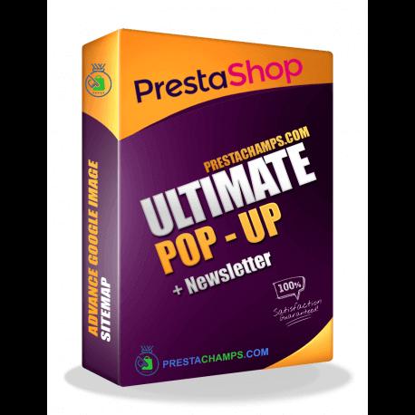 Module Prestashop Ultimate Pop-up